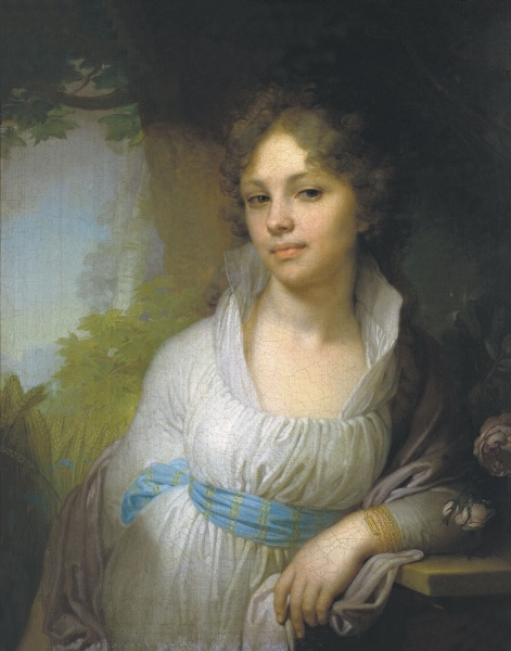 лопухина портрет