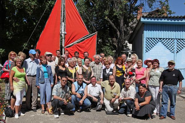 Первый международный фестиваль литературы и культуры «Славянские традиции-2009». Участники фестиваля