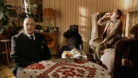 Мастер и маргарита кот бегемот актеры