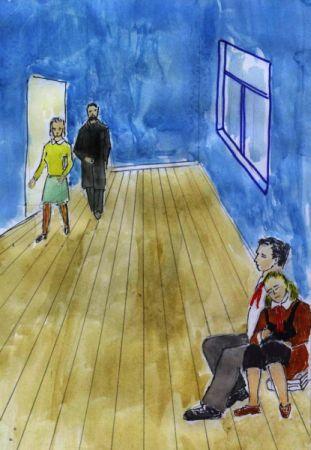 Иллюстрация. Автор: Владимир Паркаев