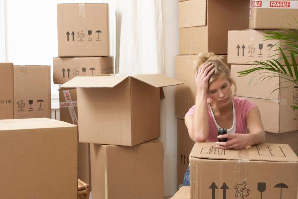 Убытки и проблемы при переезде