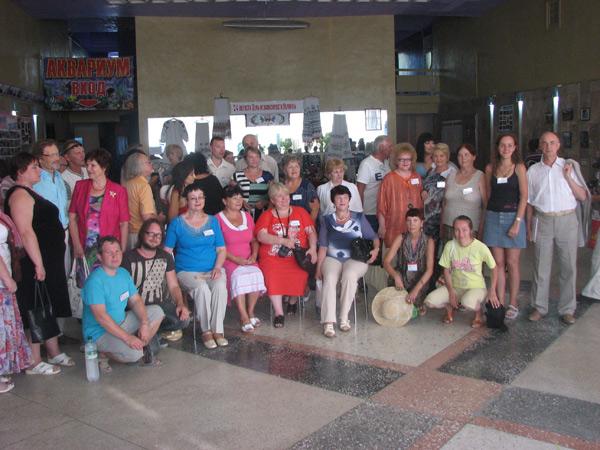 Пятый международный фестиваль литературы и культуры «Славянские традиции-2013» в Крыму. Открытие фестиваля